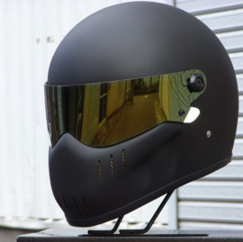 Bandit XXR - Gold Mirror Visor (also for Bandit Crystal / SuperStreet II)