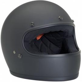 BiltWell - Gringo Helmet - Flat Black - Mat Zwart