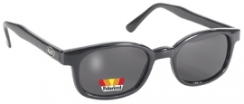 Sunglasses - X-KD's - Larger KD's -  POLARIZED - Grey
