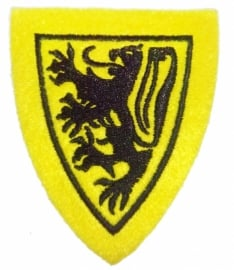 Patch - Flanders Shield - Vlaanderen