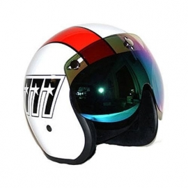 Bandit JET - Shorty Visor - Iridium