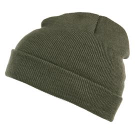 Watch Cap / Beanie - Commando  - Army Green
