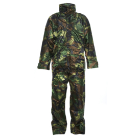 Rain Suit - Dutch Army - Camouflage - LARGE