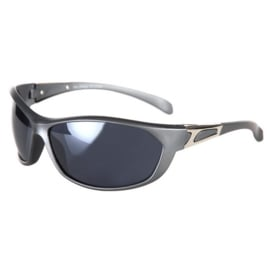Sunglasses -Curved Smoke - UV400 Lenses
