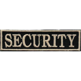 GOLDEN PATCH - SECURITY - Stick - 95mm GOLD