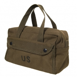 Tool  Bag US Army -  Tank Bag - Green/Olive or Black - small