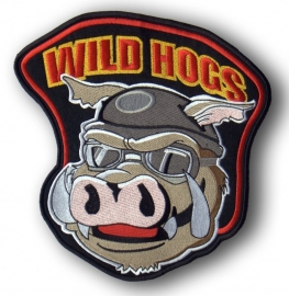 000 - BackPatch - Wild Hogs - Large