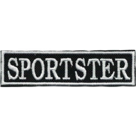 PATCH - Flash / Stick - SPORTSTER - HD