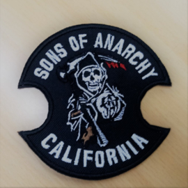 Patch - Sons of Anarchy - California - SOA