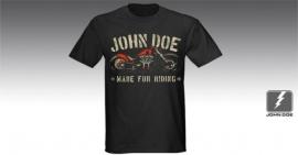 John Doe - Made for Riding T-shirt