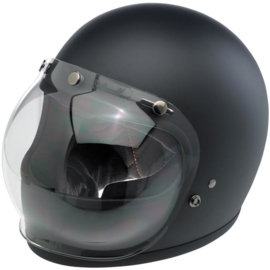 Biltwell Jet - ANTI-FOG - Bubble Visor - CLEAR - Bubble Shield
