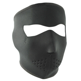 Face Mask - Full - Black - Zan HeadGear