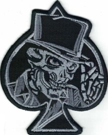 309 - Patch - Ace of Spades - The Gentleman