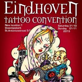 x 2015/10, 31 okt. - 01 Nov. - Eindhoven Tatto Convention