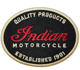Indian Motorcycle  1901 - Oval Patch
