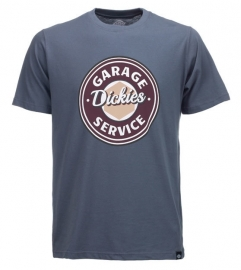 Dickies - Garage Turbulence T-shirt - Dark Grey