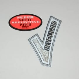 Patch - Beveiliging - V - Reflecterend