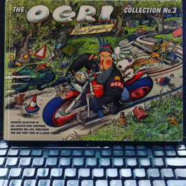 Book - The Ogri Collection No.3 - Biker Cartoons