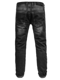 John Doe - ORIGINAL JEANS / BLACK USED DENIM