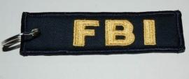 Keychain - FBI - Female Body Inspector