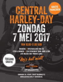 x 2017/05 - 07 may - Harleydag Veghel - Central