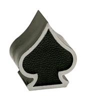 Valve Caps - Black Ace of Spades - Trik Topz
