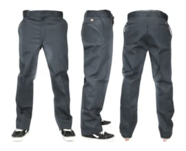 Chino Original 874 Work Pants - Charcoal - Dark Grey