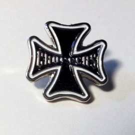 P219 - Pin - Maltese Cross - CHOPPERS