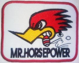 239 - Patch - Mr. Horsepower Square