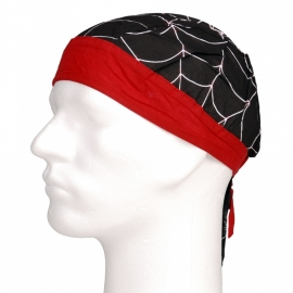 Bandana Cap - Spiderweb