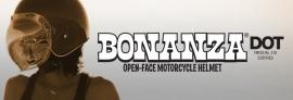 BiltWell Bonanza Helmet - Midnight Black Miniflake (DOT)