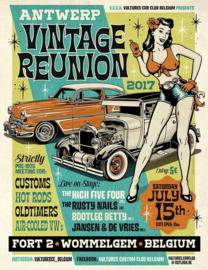2017/07, 15 jul. - Antwerp Vintage Reunion Vultures
