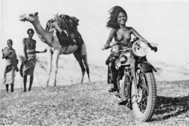 Indian Girls (Indian Motorcycles)