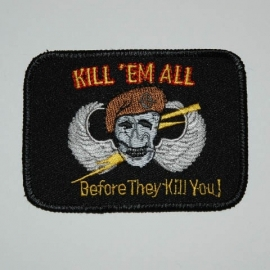PATCH - Kill `em All - Before they Kill You!