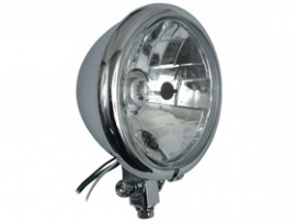 Headlamp - Bates - including Prismic Clear Lens unit - 5 3/4""