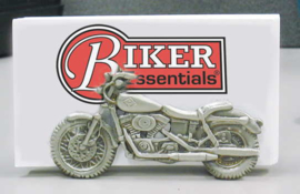 Card Holder - Letter Holder - Big Twin Motorcycle