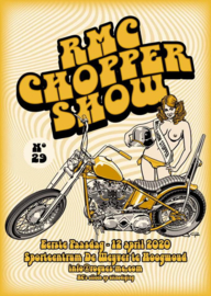 2020/04, 12 apr. - 29th Choppershow Rogues MC