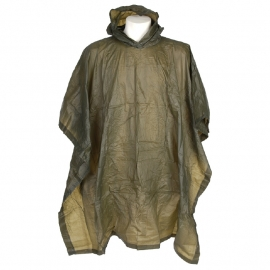 Poncho Lightweight Army Green