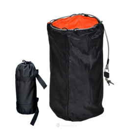 Deemeed - Double Security Bag - Steel reinforced - cable + lock included