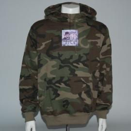 Kosumo Combat Hoodie - Black or Camouflage