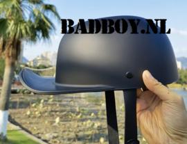 Pro Cap Helmet, Flat Black