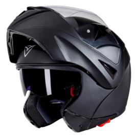 Demm - FL ONE - Flat Black - System Helmet