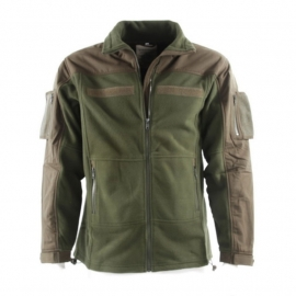 Combat Fleece Vest - Army Green
