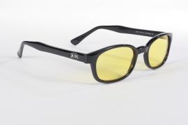 Sunglasses - Classic KD's - Yellow