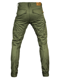 John Doe - Kevlar Cargo - Stroker - WaterProof - Olive / Army Green