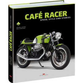Book - CafeRacer - Café Racer - Speed Style ...