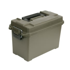 SET (2) AMMO BOX - Waterresistant