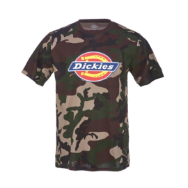 Dickies - Original Logo T-shirt - Camouflage