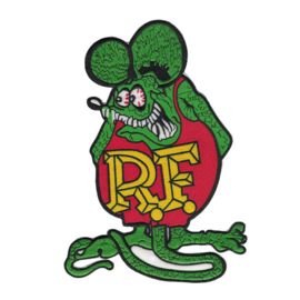 000 - BackPatch - RatFink - Big Daddy Roth