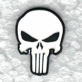 PIN - Marvel - The Punisher  - White